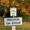 Welcome to Preston on Stour